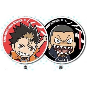 Pass Case - Haikyu-!! - Nishinouya & Tanaka