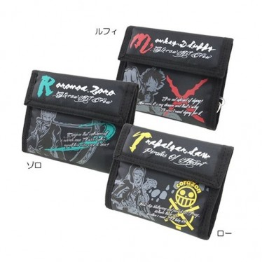 Wallet - One Piece / Law Horizontal