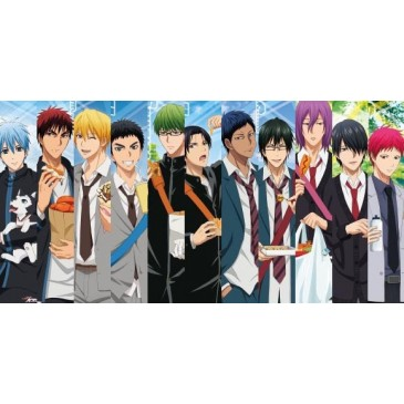 """Kuroko's Basketball"" Charactor Poster Collection 2"