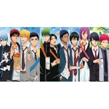 """""""Kuroko's Basketball"""" Charactor Poster Collection 2"""
