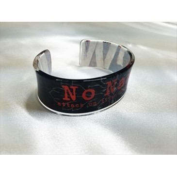 Attack on Titan Junior High - Acrylic Bangle No Name