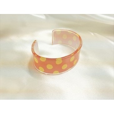 Attack on Titan Junior High - Acrylic Bangle Armin no Ohuton Pattern