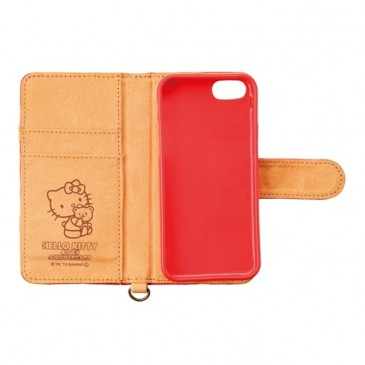 iPhone 5/5s - Hello Kitty (red)