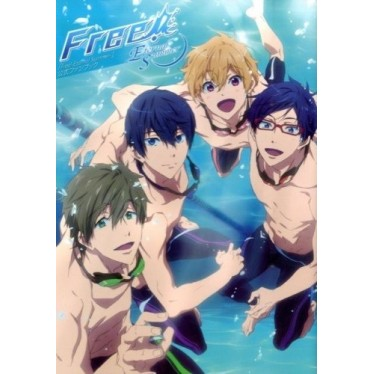"""Free!"" -Eternal Summer- Official Fan Book (Book)"