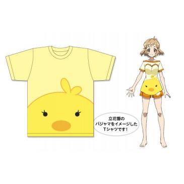 Senki Zessho Symphogear GX - Hibiki Hiyoko T-shirt (M Size)