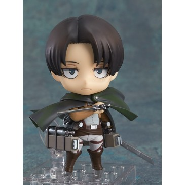 Shingeki no Kyojin - Levi - Nendoroid 390 (Good Smile Company)