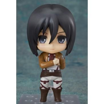 Shingeki no Kyojin - Mikasa Ackerman - Nendoroid 365 (Good Smile Company)