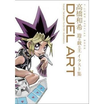 Takahashi Kazuki - Yu-Gi-Oh! - Art Book - Duel Art (Shueisha)