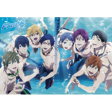 Free! -Eternal Summer- Fan Book (Pony Canyon)