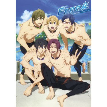 Free! - Fan Book - TV Anime Official Fan Book (Pony Canyon)