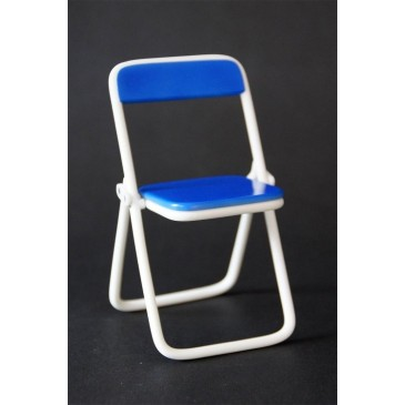 Jerry Works - Folding chair - Blue