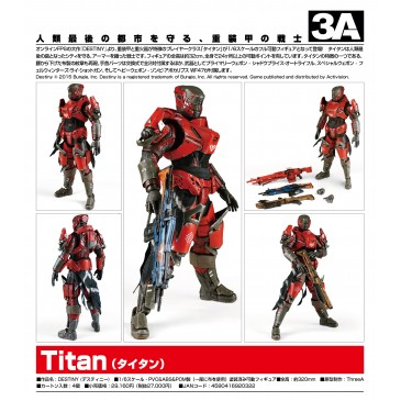 Destiny - Titan Figure