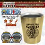 One Piece Film Gold - Double Stainless Steel Tumbler Casino