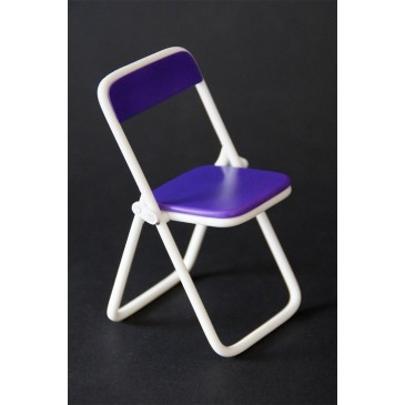Jerry Works - Folding chair - Purple