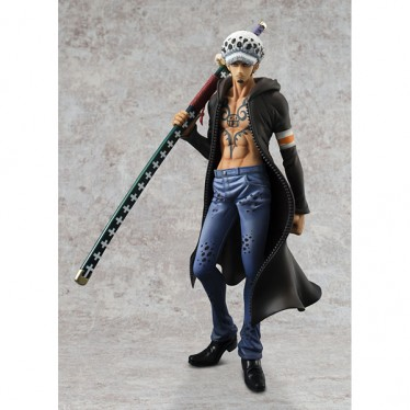"One Piece - Trafalgar Law - Excellent Model - Portrait Of Pirates ""Sailing Again"""
