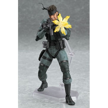 Figma - Solid Snake MGS2