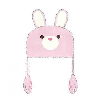 Mimipyoko Cap Rabbit