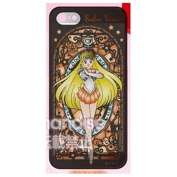 """Sailor Moon"" iPhone5/5S Silicon Jacket Sailor Venus SLM-16E"