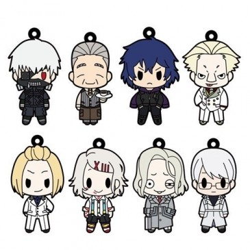 D4 Tokyo Ghoul Rubber Strap Collection Vol. 2