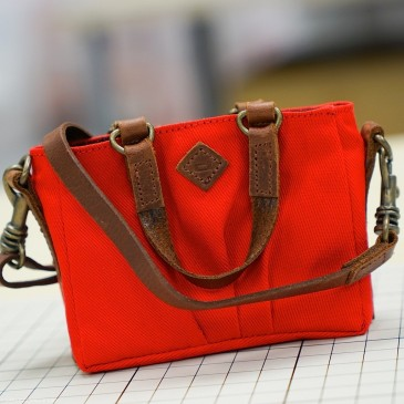 Smart Doll - Satchel Bag (Red)