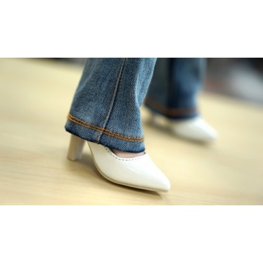 Smart Doll - High Heel (White)