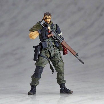 Metal Gear Solid V The Phantom Pain - Venom Snake Olive Drive Field Clothing Ver.