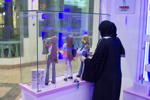 Jaysama Store launched on Hobby Chan